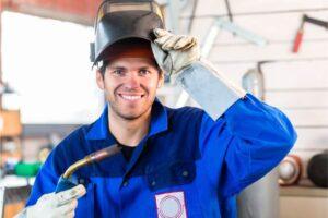 How to Fix an Auto Darkening Welding Helmet