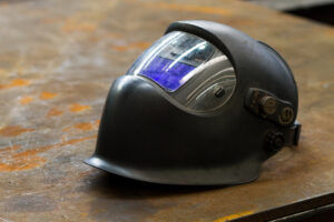can you wear a welding helmet to view an eclipse